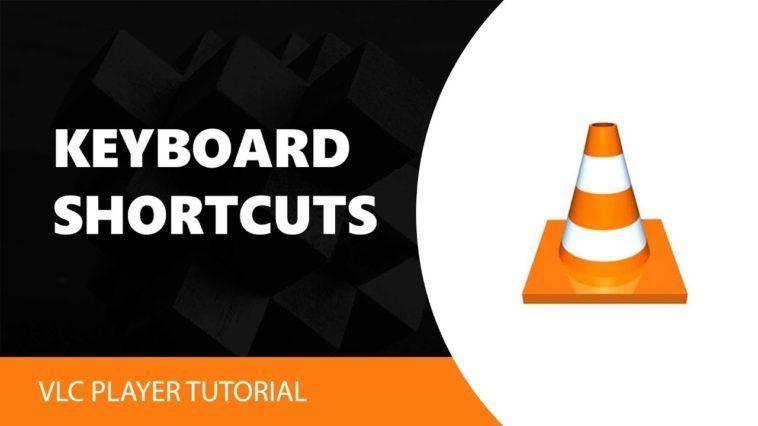 VLC keyboard shortcuts